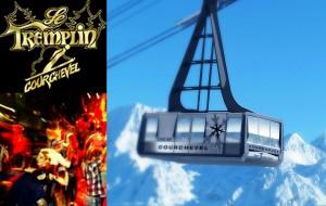L'après-ski au Tremplin de Courchevel