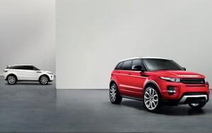 Choisir son Range Rover Evoque !