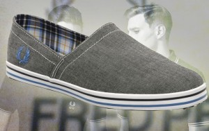 Chaussures Fred Perry Kingston Stampdown
