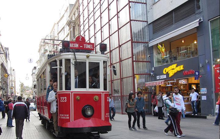Taksim Istanbul - Chic et Viril