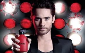 Le nouveau parfum Hugo Red d'Hugo Boss