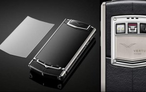 Le Vertu Ti le  smartphone luxe sous Android