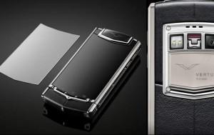 Verti TI smartphone de Luxe