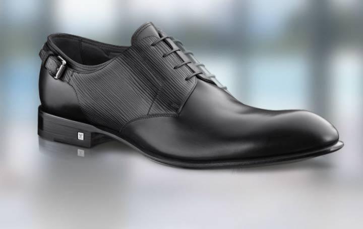 Soulier Louis Vuitton Derby Warren Chaussures homme Louis Vuitton 1b42a1eb7cc
