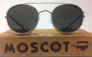 Lunettes soleil Moscot