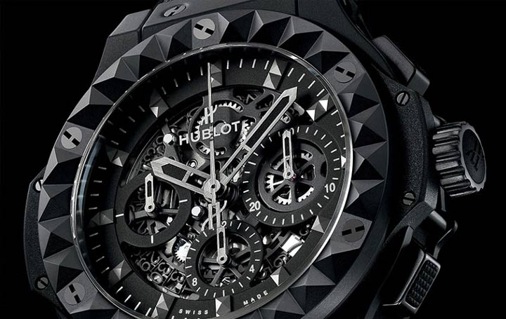 Nouvelle montre hublot big bang depeche mode montre hublot - Montre de luxe homme ...
