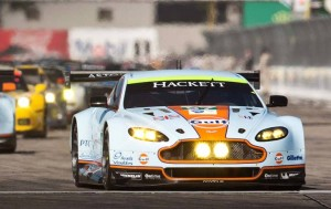 Aston Martin Racing hackett
