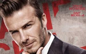 La coupe de cheveux  Beckham 2013
