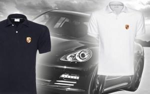 Polo Porsche écusson