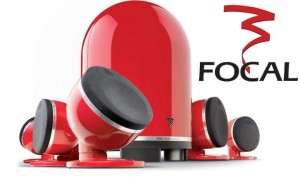 focal dome rouge