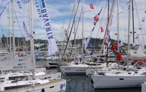 Visite du Festival de la Plaisance Cannes 2013