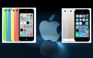 iPhone 5C iPhone 5S : Apple dévoile ses nouveaux smart phones
