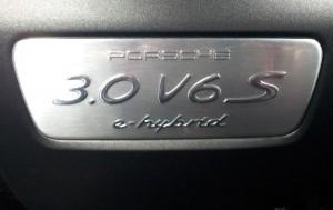Inauguration Porsche Panamera S E-Hybrid