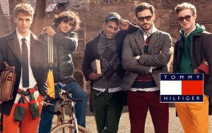 Collection Tommy Hilfiger automne hiver 2013 2014, mode
