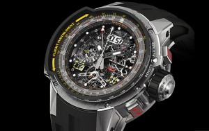 montre Richard Mille RM 039 Aviation E6-B
