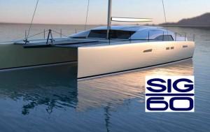 Le Breton Yachts : le catamaran de course croisière de luxe