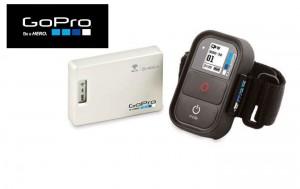 Accessoire GoPro : le Wi-Fi BacPac et le Wi-Fi Remote