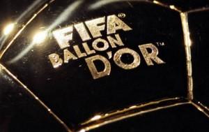 trois finalistes Ballon d'Or 2013
