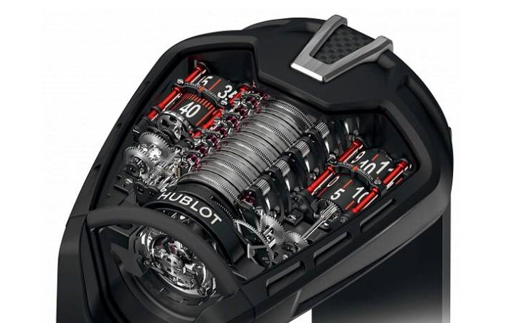 montre hublot moteur ferrari prix. Black Bedroom Furniture Sets. Home Design Ideas