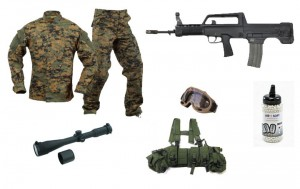 airsoft-equipement