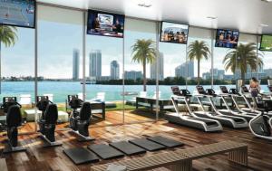 forme physique dans les salles de sport. Black Bedroom Furniture Sets. Home Design Ideas