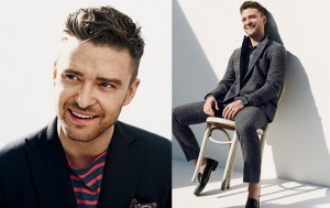 Coiffure Justin Timberlake : élégance et style