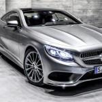 Mercedes Classe S coupé: présentation avant la sortie officielle