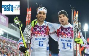 J.O. Première médaille d'or pour la France !