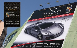 Top Marques Monaco 2014 : du 17 au 20 avril