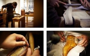 chaussure Berluti fabrication