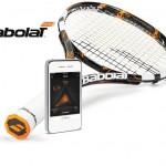 Babolat Play Pure Drive : la raquette de tennis connectée