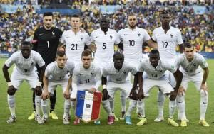 Qualification de la France : les Bleus assurent le minimum