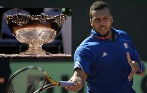Finale Coupe Davis 2014 : France-Suisse