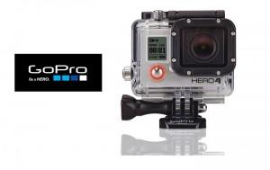 Sortie de la nouvelle GoPro