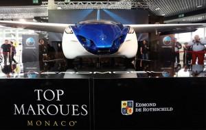 Top Marques Monaco 2015 : visite du salon
