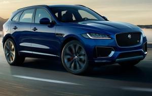 Jaguar F-Pace: le 1er SUV de Jaguar