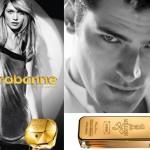 Lady Million et One Million de Paco Rabanne