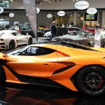 Top Marques Monaco 2016: visite du salon