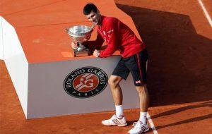 Roland Garros 2016: Djokovic entre dans l'histoire