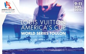 Toulon : Louis Vuitton America's Cup World Series