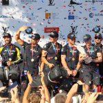 LV ACWS Toulon: grand succés malgré le manque de vent