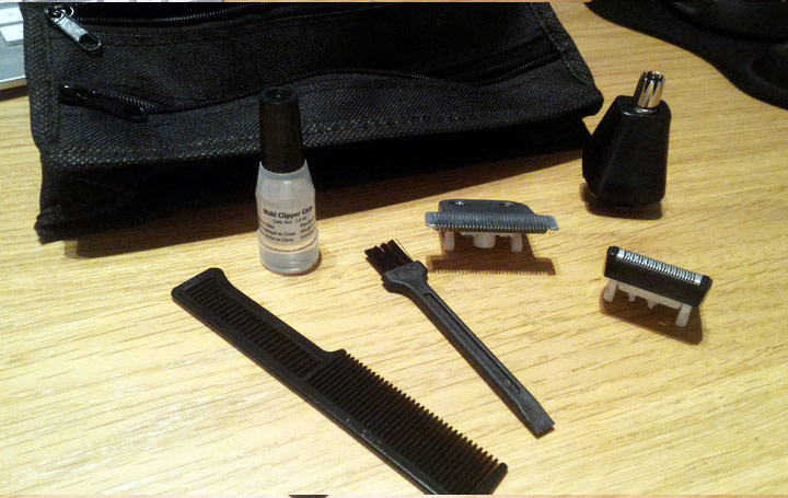 tondeuse barbe Wahl Stainless Steel Advanced