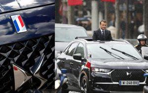 DS la voiture présidentielle par excellence