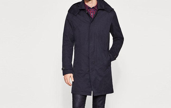 manteau et veste esprit