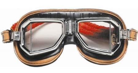 lunettes moto vintage