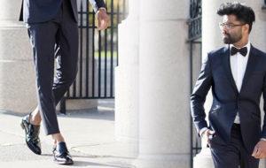 Quelle paire de chaussures porter avec un smoking ?