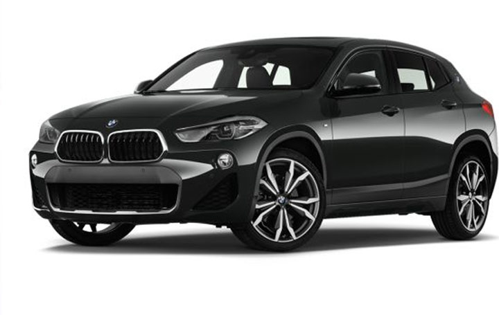 bmw X2 buisness design