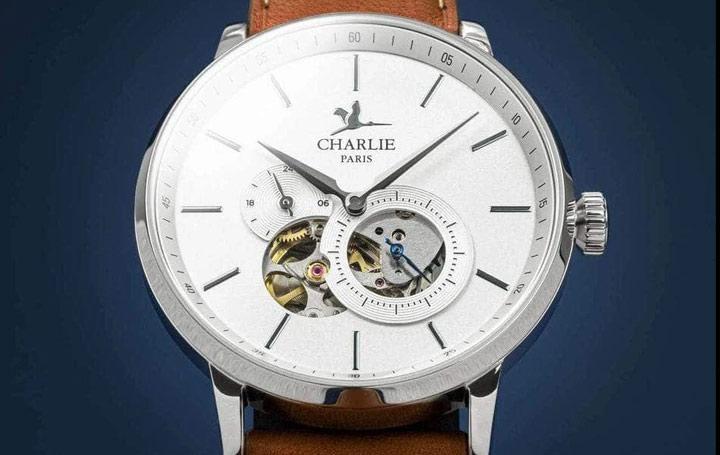 charlie paris initial blanc