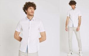 Comment bien porter la chemisette cet été