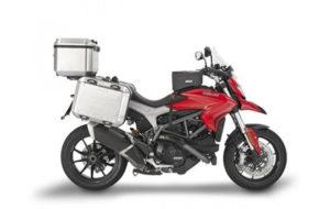 Moto: se décider pour le bon Top Case